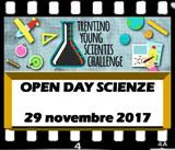 logo open day video 17 18
